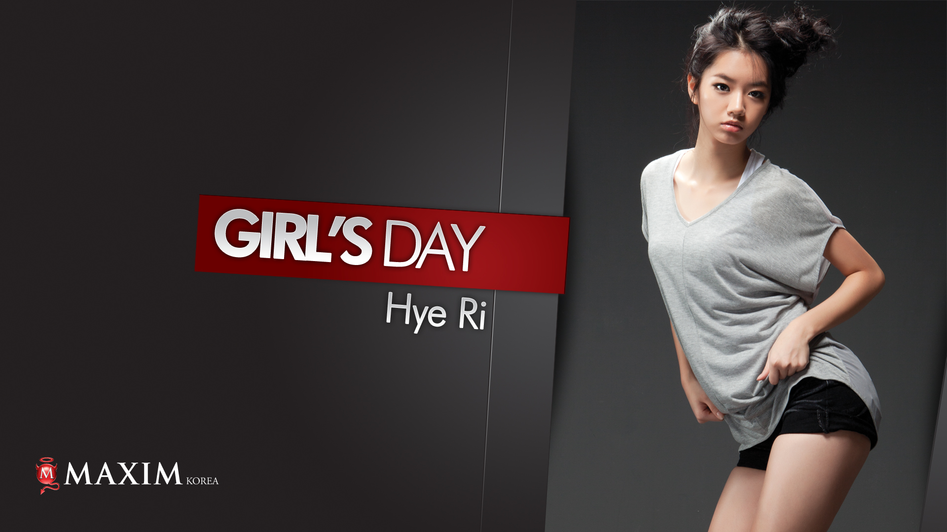 Wallpapers girls day official wallpaper from maxim korea 1280 download wallpaper 12801024 19201080 voltagebd Images
