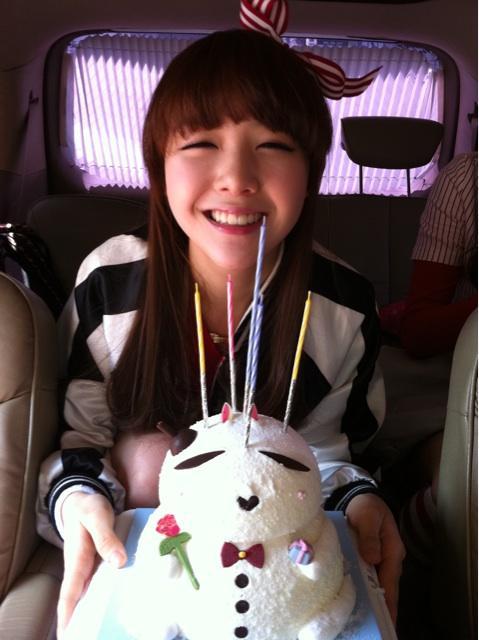 ~*i<3MyShInEEbOys*~ birthday   Girls-Day-Minah-twitter