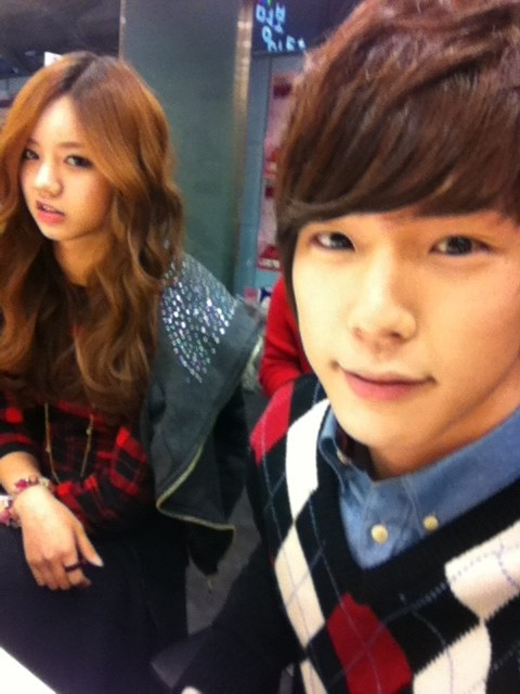 [PIC/TRANS] 111116 Kim Himchan (MTV 'The Show' MC) Twitter ...