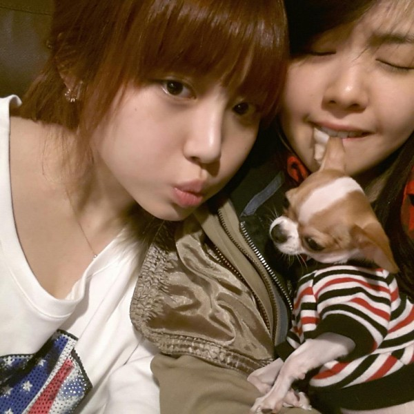 Minah and Yura