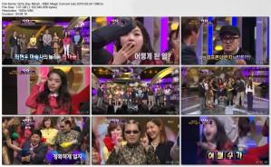 Girl's Day Minah - MBC Magic Concert cuts 2013-02-24
