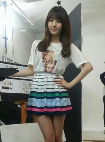 yura sakura 排行_[PIC] 130612 Girl's Day Yura – 'Nice Claup' Sponsor – Girls Day Daily